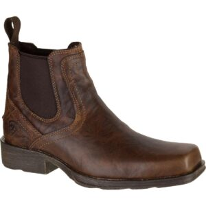 Red Wing vs Ariat